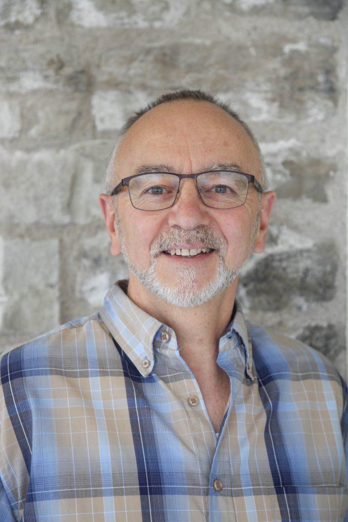 Photo of staff member, Bob Moore